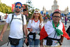 Iranians at the World Cup (maxilla-k) Tags: girls moscow soccer девушка иностранцы футбол москва спорт
