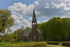 Chapelle Notre Dame du GUIAUDET (pontfire) Tags: chapelle notre dame du guiaudet 22480 lanrivain france 22 côtesdarmor bretagne leguiaudet