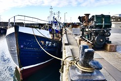 FR416 Silver Fern - Fishing Trawler Scrapped - MacDuff Shipyard Aberdeenshire Scotland -3/7/2018 (DanoAberdeen) Tags: fraserburghharbour abandoned whitefish trawler fraserburghtrawlermen fraserburgh silverfern fr416 fr416silverfern candid tug boat aberdeenshire amateur 2018 neglected scrap scrapped destroyed danoaberdeen weathered crusty rusty unloved divorce fishing fish scottishtrawlers scotland murder death harbour macduff banff shipyard seaport unhappy sorrow sad crying dismembered mutilated skipper captain deck 1982 80s eighties 1980s british uk built alone ship cod salmon haddock creel shellfish trawlers seafarers maritime macduffscotland macduffshipbuilders scottish shipspotting