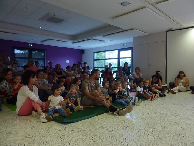 Photo 3 - Spectacle de la crèche familiale