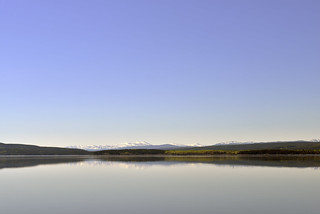 Teslin Lake, Northern British Columbia  -  (Selected by GETTY IMAGES)