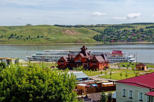 Sviyazhsk 8 ©  Alexxx Malev