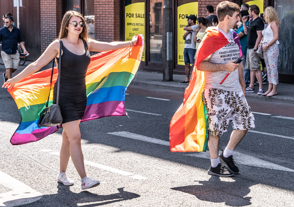 ABOUT SIXTY THOUSAND TOOK PART IN THE DUBLIN LGBTI+ PARADE TODAY[ SATURDAY 30 JUNE 2018]-141763