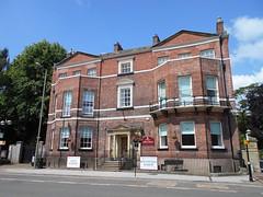 Photo of Oswestry, Shrops. Bellan House Dance Acadamey in Church Street.