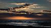 Sunset (Magda Banach) Tags: balticsea canon canoneos5dmarkiv dźwirzyno clouds dramatic landscape lato nature niebo outdoor outside poland sea sky summer sunbeams sunset
