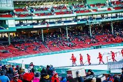 Boston, MA - 1/8/17 - #365 (joefgaylor) Tags: boston mass massachusetts fenway park hockey winter ncaa athletics fenwaypark fjgaylor josephgaylorphotographer fineartphotography joegaylorphotography joegaylor