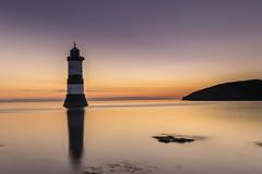 Pre dawn colours (michaelmckenna11) Tags: predawn sunrise island lighthouse sea rocks coastline anglesey northwales uk nikon tokina tokinauk hoya