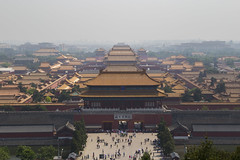 Forbidden City (Ready.Aim.Fire) Tags: china chinese asian asia asiatic ostasien forbidden city verbotene stadt smog panorama 2018 may mai canon 6d