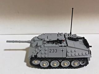 Jagdpanzer 38(t) Detail