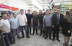 Inauguração do Recanto Supermercado - Fazenda Rio Grande