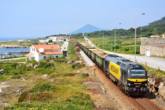 Ancora (REGFA251013) Tags: medway tren train comboio españa portugal galicia euro4000 335 5036