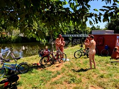 IMG_20180707_122538w (Kernow_88) Tags: exeter world worldnakedbikeride wnbr naked nature nude nudity bike biking bikes ride exeternakedbikeride exeternakedcycleride earth enviroment protest nakedprotest safety cycling cyclist cyclists cycle july 2018 devon uk britain bluesky crowd crowds city centre center central clearsky day dayout england fun greatbritain group outdoor out outside outdoors people public quay river sunny sunnyday summer sky view weather great water waterfront canal swim swimming skinny dip dipping skinnydip skinnydipping enjoy enjoyable