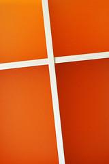 Hommage to Malevich (agnes.mezosi) Tags: minimalism minimalistic minimalart minimal abstract absztrakt abstractart bauhaus orange geometric geometricart geometry lessismore simplicity