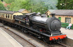 65894 The W.Worsdell J27 (NER Class P3) 0-6-0 (P.J.S. PHOTOGRAPHY) Tags: 65894 the wworsdell j27 ner class p3 060 pickering nymr