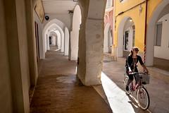 Cyclist (pokapok12) Tags: 2018 ciudadela menorca mayo vacaciones