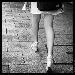 Tokyo Voyeur : 13 (Mon Amour Fou) Tags: skirt legs voyeur