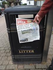 FAKE NEWS North Star (davefree99) Tags: fake news north star