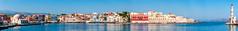 Chania, Crete (Kevin R Thornton) Tags: d90 crete travel chania mediterranean greece panorama architecture harbour nikon creteregion gr