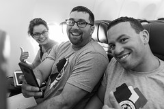 2018_SO USA Summer Games_MCP_L9A4966-bw0076 (Marco Catini) Tags: 2018 airplane flight nj newjersey seattle specialolympics specialolympicsusa specialolympicsusagamesseattle2018 teamnewjersey usa usagames united