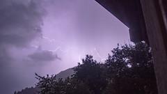 Lightning (Bulda9) Tags: lighting mountains tree light storm night summer july clouds kärnten austria