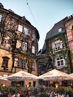 Restaurant Griechenbeisl (Zum lieben Augustin), established 1447