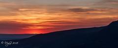 Poésie Auvergnate (Mike Y. Gyver ( Back Home )) Tags: sky sun sunset silhouette soleil mygphotographiewixsitecommyg2017 myg 2018 d90 nikonafsdxnikkor18105mm3556g travel puydedôme auvergne france colors clouds contrast ciel red zen beauty nature