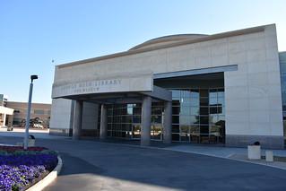 GEORGE BUSH PRESIDENTIAL MUSEUM