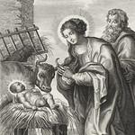 Geboorte van Christus by anonymous (1600 - 1700) thumbnail