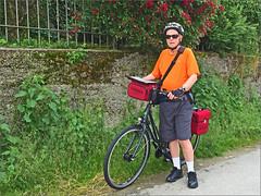 Runemaker Leaves Passau: Destination Vienna (Runemaker) Tags: bicycling dl cycling radfahren bicycle fahrrad austriaradreisen donauradweg donau danube passau vienna wien austria õsterreich germany deutschland bayern bavaria