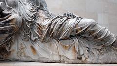 Phidias(?), Parthenon sculptures (profzucker) Tags: parthenon phidias ancientgreece athens acropolis marble sculpture highclassical classical art naturalism phidian greek pediment metope freize polychromy britishmuseum london