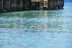 Hanalei Pier (heartinhawaii) Tags: hanalei hanaleibay pier hanaleipier bay harbor ocean water kauai hawaii sea seascape nature nikond3300