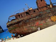 IMG_1175 (SyrianSindibad) Tags: greece zakynthos navagiobeach shipwreckbeach smugglerscove
