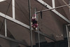 Flying Trapeze Launch (Aerial Edge) Tags: circus glasgow event launch kelvin hall aerial egde greatest showman fly flying trapeze scotland amazing flight west end