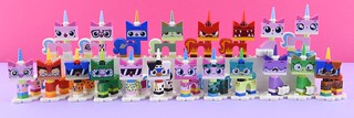 LEGO 41775 Unikitty! Series 1 and more😺