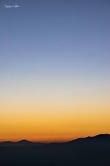 Atardecer (Sebastianmatiah) Tags: chile nature naturephotography travel travelphotographer travelphotography traveler traveller traveling trekking naturaleza natural sky hills light lights blue colors color colorful