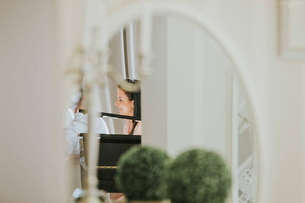 415 - ZAPAROWANA - Kameralny ślub z weselem w Bistro Warszawa