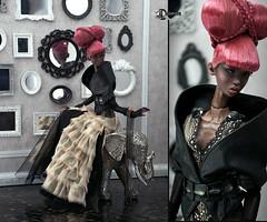 Верстка-4 (Dollfason) Tags: авторская кукла коллекционная шарнирная popovy sisters doll dolloutfit collection fashionfordoll fashiondoll