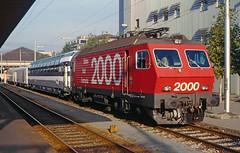 SBB Re4/4IV 10103 (maurizio messa) Tags: re44iv ticino switzerland svizzera mau bahn ferrovia yashicafxd treni trains railway railroad