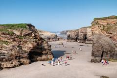 Playa de las Catedrales, Lugo (ccc.39) Tags: galicia lugo mariña mar cantábrico costa coast seascape beach sea