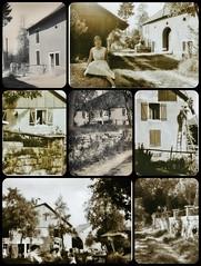 ~~ Ma ferme de 1952 à 1960 ~~ (Joélisa) Tags: ferme farm photosanciennes maison juin2018 fabuleuse