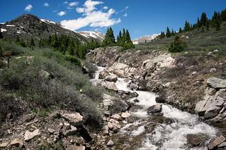 Linkins Lake Trailhead