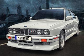 BMW M3 E30 (Cars & Coffee of the Upstate)