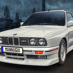 BMW M3 E30 (Cars & Coffee of the Upstate) thumbnail