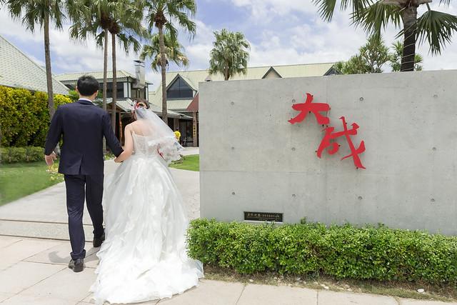台南婚攝 大成庭園餐廳 紅樓 (60)