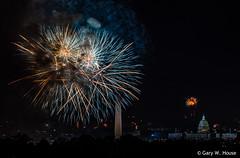 July 4th 2018 in DC - 3 (gwh.photography) Tags: arlington july4th fireworks uscapitol washingtonmonument washingtondc