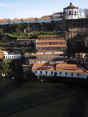 Porto - Portugal (Francisco (PortoPortugal)) Tags: 1382018 20170314fpbo5236 porto portugal gaia mosteirodaserradopilar riodouro douroriver ponteluizi luizibridge sombra shadow portografiaassociaçãofotográficadoporto franciscooliveira