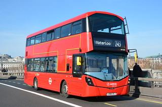 LK66 GEJ (HV255) Arriva London