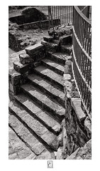 Arohana (krishartsphotography) Tags: krishnansrinivasan krishnan srinivasan krish arts photography monochrome fineart fine art stair stairs staircase step steps rung fort ranjangudi perambalur tamilnadu india