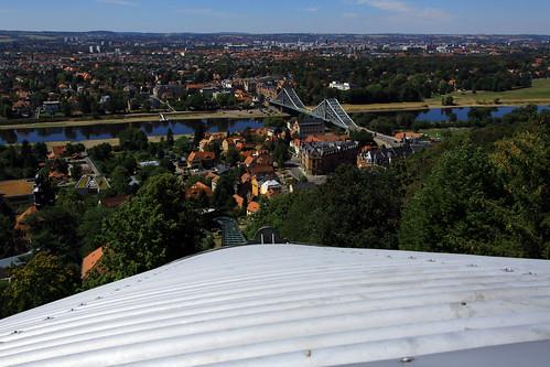 Rooftop Schwebebahn