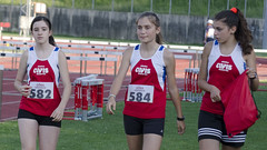 Irene Ciriaci, Sofia Marchegiani, Serena Giorgetti